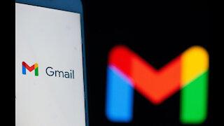 Gmail launching External label