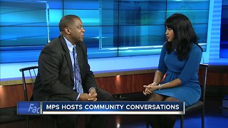 Milwaukee Public Schools to host community conversations on school culture