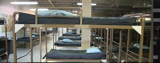 CCSN emergency shelter reopens in Las Vegas