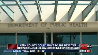 Kern County could move into next tier, how industries are preparing