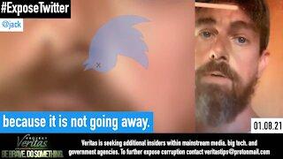 Zaměstnanec Twitteru vynesl video, kde ředitel Jack Dorsey hovoří o plánu dlouhodobé cenzury!