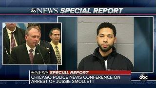 Chicago Police arrest 'Empire' actor Jussie Smollett