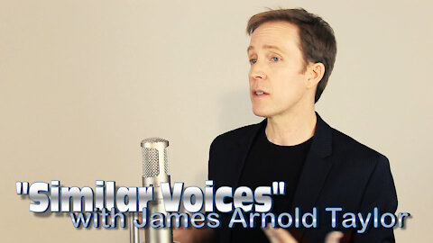 "Voice Impressions 101: ""Similar Voices"""