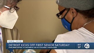 Detroit kicks off first Senior Saturday