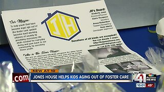 Jones House helps kids aging out of foster care