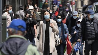 CDC Relaxes Mask Guidance For Outdoor Activities