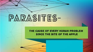 Idgaf about Aliens- let's talk about parasites