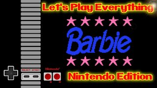 Let's Play Everything: Barbie