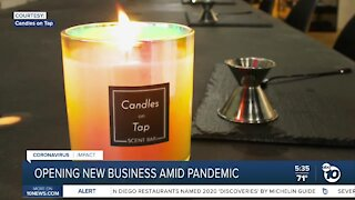 Encinitas business opening amid pandemic