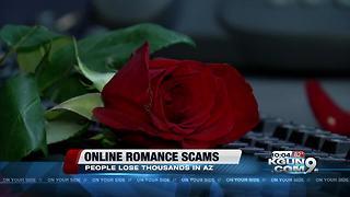 Better Business Bureau warns against online romance scams