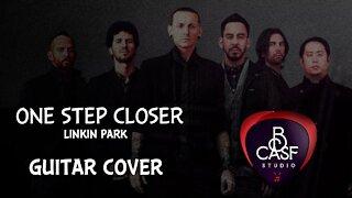 Linkin Park | One Step Closer | GUITAR COVER + SCREENTABS