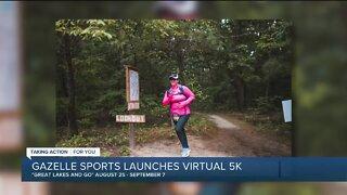 Gazelle Sports Launches Virtual 5K