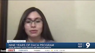 The up and downside of DACA from a local recipient