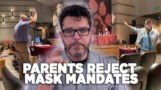 Austin Suburb Unanimously Rejects Masks for Public School Children!