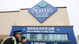 Sam's Club Going All Sell-Check