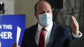 'Selfish bastard': Colorado governor blasts those not wearing masks, still no statewide mandate