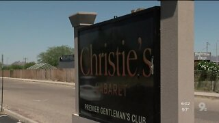 Strip clubs open back up in Tucson