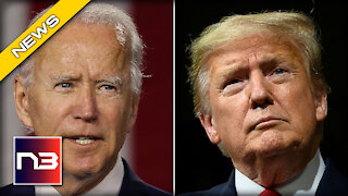 Biden Has BIZZARO Response When Reporter Asks Him About Trump's Response to the Pandemic