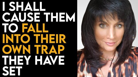 AMANDA GRACE: THEY WILL FALL IN THEIR OWN TRAP!
