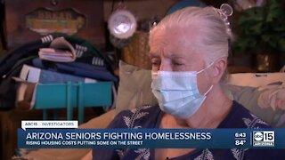 More seniors slip into homelessness as affordable housing crisis deepens