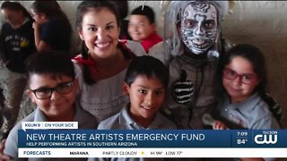 New grant to help local performers through pandemic