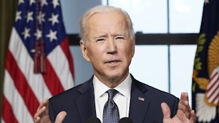 President Biden Announces Full Withdrawal Of Troops From Afghanistan