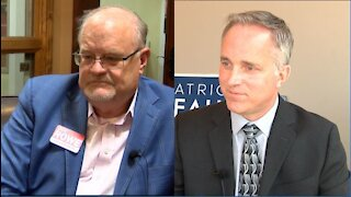 Race for Omaha City Council District 5: Don Rowe vs. Patrick Leahy