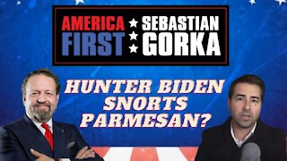 Hunter Biden snorts parmesan? Chris Kohls with Sebastian Gorka on AMERICA First