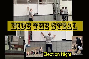 Detroit Election Night Fraud Footage