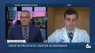 Wellness Wednesday: experts urge men to book cancer screenings