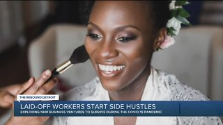 The Rebound Detroit: How to 'hustle from home' during the pandemic