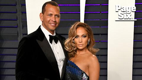 Jennifer Lopez and Alex Rodriguez confirm split: We're better as 'friends'