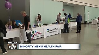 Cleveland doctor hosts 17th annual Minority Men's Health Fair