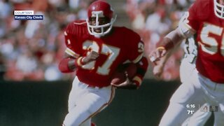 NYC man hopes to honor former Chiefs player Joe Delaney