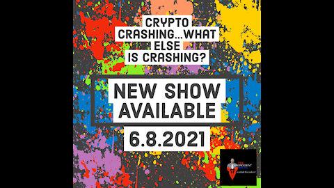 Crypto Crashing...What Else is Crashing
