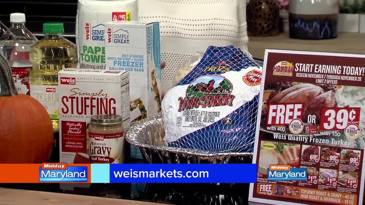 Weis Markets - Holiday Rewards