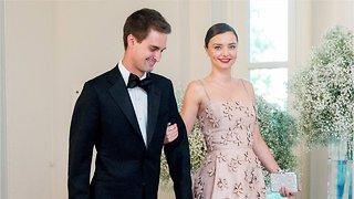 Miranda Kerr, Evan Spiegel Expecting Second Child