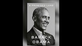 Date set for former Presidnet Obama's book release