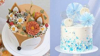 Amazing Cake Decorating Ideas Compilation