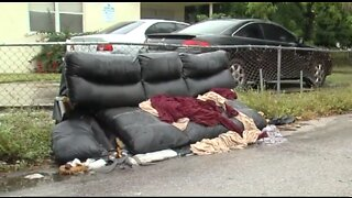 West Palm Beach cracking down on illegal dumping