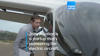 This Electric Taxi Could Be The Future of Air Travel