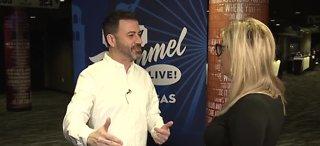 Jimmy Kimmel talks about Vegas shows