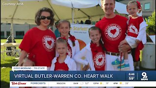 Butler/Warren County Heart Walk as important this year as ever