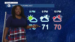 7 First Alert Forecast 6 p.m. Update, Sunday, July 4