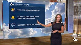 Rachel Garceau's Idaho News 6 forecast 6/4/21