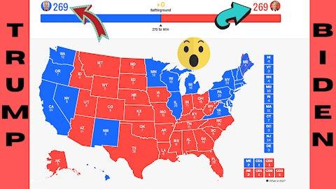 Election Prediction 2020: Trump Vs Biden