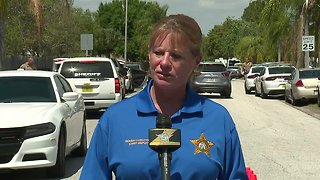 Deputies negotiating with barricaded man after 2 women shot in Town 'N' Country