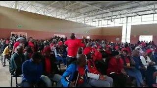 SOUTH AFRICA - Durban - SACP (Video) (6aE)