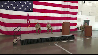 Joint Task Force Steelhead Anniversary Awards Ceremony