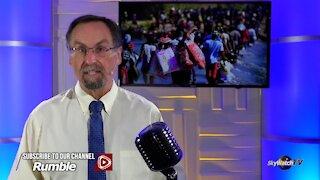 Five in Ten 9/21/21: Border Crisis Explodes